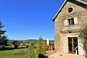 Grand character house, 2 gites, pool and views near Cluny Ref # JP5060S image 25 Apartment