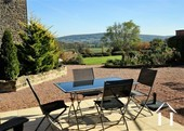 Grand character house, 2 gites, pool and views near Cluny Ref # JP5060S image 24