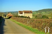 Grand character house, 2 gites, pool and views near Cluny Ref # JP5060S image 32