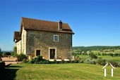 Grand character house, 2 gites, pool and views near Cluny Ref # JP5060S image 33