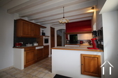 Renovated charming character house in the Puisaye.  Ref # LB5033N image 3