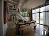 Charming 19th Century House + Barn Conversion with Views. Ref # RT5076P image 6 Artists workshop
