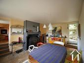 Charming 19th Century House + Barn Conversion with Views. Ref # RT5076P image 7 Original house day room