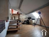 Charming 19th Century House + Barn Conversion with Views. Ref # RT5076P image 9 Office or bedroom 3