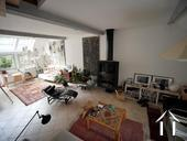 Charming 19th Century House + Barn Conversion with Views. Ref # RT5076P image 15 Living room