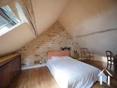 Charming 19th Century House + Barn Conversion with Views. Ref # RT5076P image 8 Bedroom one