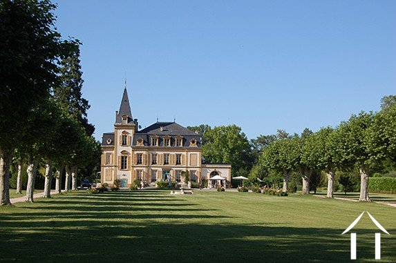 Stunning chateau just South of Toulouse
