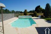 Swimming pool 8x4.5m