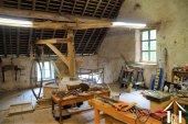 Original mill still in place