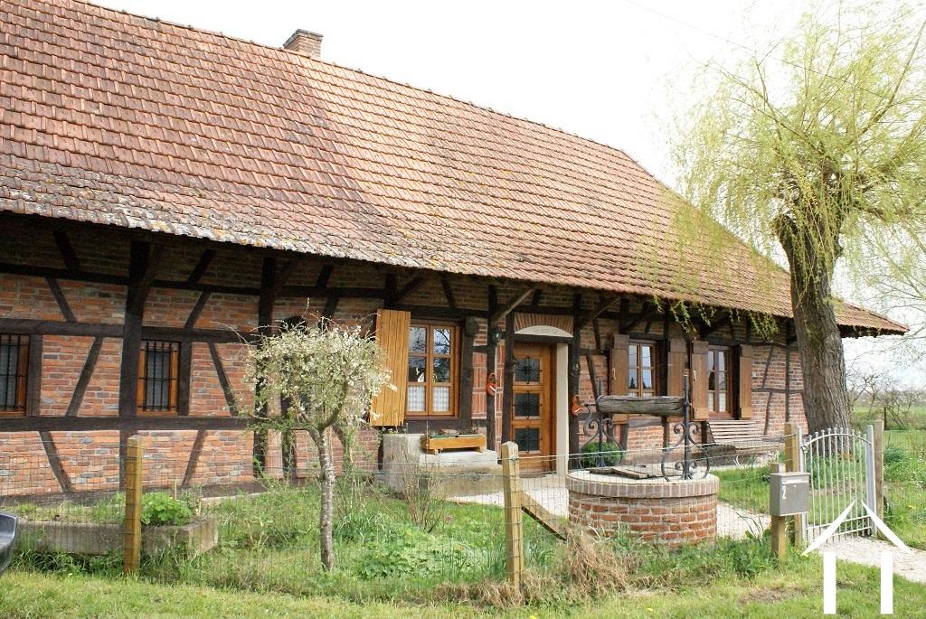 Renovated farmhouse in perfect condition
