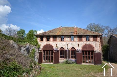 Dependance of Castle, 3 suites, Cote Roannaise Ref # BH4979H