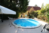 Lovely cottage with swimming pool, garden and large plot  Ref # LB5058N image 2