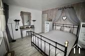 Renovated cottage near Premery, ready to move into! Ref # LB5070N image 9 chambre au premier etage