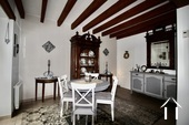 Renovated cottage near Premery, ready to move into! Ref # LB5070N image 5 salle a manger