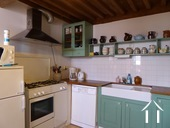 Character farmhouse with guesthouse and stunning views Ref # MW5080L image 4 keuken hoofdhuis
