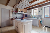 Large Family house with pool and extra units Ref # BH5084M image 14 fully equipped kitchen, also with pizza oven