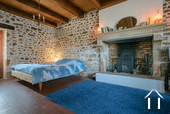 Large Family house with pool and extra units Ref # BH5084M image 28 sleeping area in studio