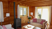 Detached well situated chalet in excellent condition, views. Ref # HV5085NM image 6 Woonkamer