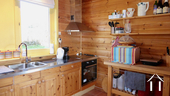 Detached well situated chalet in excellent condition, views. Ref # HV5085NM image 4 Keuken