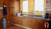 Detached well situated chalet in excellent condition, views. Ref # HV5085NM image 10 keuken