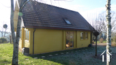 Detached well situated chalet in excellent condition, views. Ref # HV5085NM image 16 zij-aangezicht