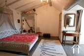 Character house with views on the Morvan hills Ref # CR5086BS image 3 Master bedroom