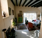 Character house with views on the Morvan hills Ref # CR5086BS image 7 View on Living from kitchen