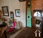 Character house with views on the Morvan hills Ref # CR5086BS image 8 second stairs to living