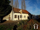 Partly renovated cottage for sale near Sancerre Ref # LB5073N image 4