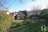 Perfect quality character house with two bedrooms Ref # BH5092V image 2 as seen from the back of the garden