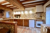Perfect quality character house with two bedrooms Ref # BH5092V image 4 ready to work in kitchen