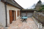 Perfect quality character house with two bedrooms Ref # BH5092V image 15 courtyard to the back
