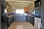 Village house with 3 bedrooms, garden and views  Ref # JP5101S image 11 fitted and equipped kitchen