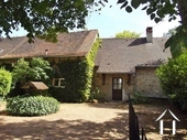 Village house with 3 bedrooms, garden and views  Ref # JP5101S image 9 front courtyard for parking