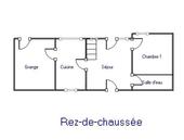 Village house with 3 bedrooms, garden and views  Ref # JP5101S image 17 plan ground floor