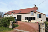 Renovated farm house in the Morvan in quiet hamlet Ref # PM5106D image 1