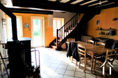 Renovated farm house in the Morvan in quiet hamlet Ref # PM5106D image 12
