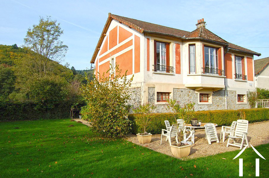 Charming house with 3 bedrooms and garden