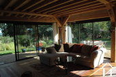 bright and spacious lounge/living room