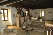 Former Village Auberge, Courtyard  and Barn  to restore. Ref # GVS4849C image 8
