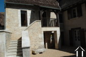 Former Village Auberge, Courtyard  and Barn  to restore. Ref # GVS4849C image 11