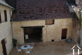 Former Village Auberge, Courtyard  and Barn  to restore. Ref # GVS4849C image 14
