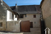Former Village Auberge, Courtyard  and Barn  to restore. Ref # GVS4849C image 2