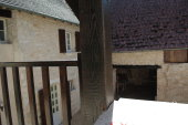 Former Village Auberge, Courtyard  and Barn  to restore. Ref # GVS4849C image 16
