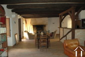 Former Village Auberge, Courtyard  and Barn  to restore. Ref # GVS4849C image 12