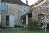 Create your B&B in lovely old village house in the Périgord. Ref # GVS4759C image 8