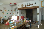 Create your B&B in lovely old village house in the Périgord. Ref # GVS4759C image 2