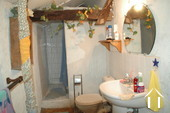 Create your B&B in lovely old village house in the Périgord. Ref # GVS4759C image 5