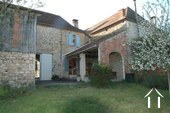 Create your B&B in lovely old village house in the Périgord. Ref # GVS4759C image 11