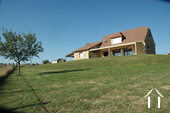 Energy efficient stone house with view on 4.5 ha.  Ref # GVS4840C image 5